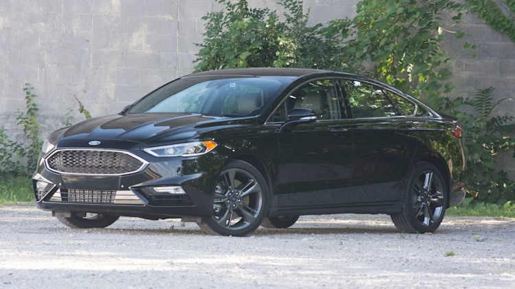 2017 ford fusion sport first drive photo gallery autoblog. Black Bedroom Furniture Sets. Home Design Ideas