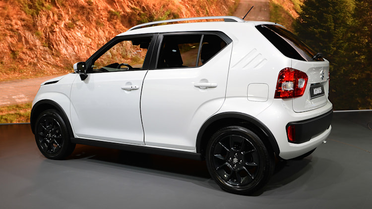 2017 Suzuki Ignis Paris 2016 Photo Gallery Autoblog