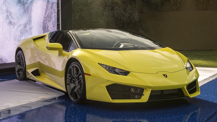 lamborghini huracan rwd spyder unveiling photo gallery autoblog. Black Bedroom Furniture Sets. Home Design Ideas