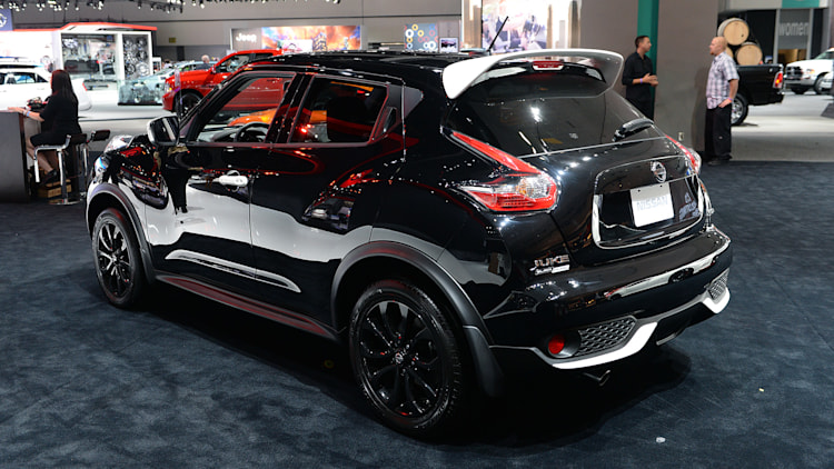 Any Changes For The 2014 Nissan Juke Autos Post