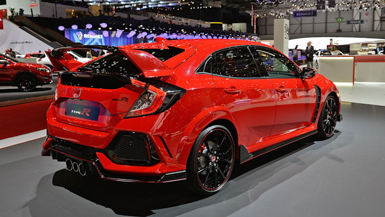 2018 honda civic type r geneva 2017 photo gallery autoblog. Black Bedroom Furniture Sets. Home Design Ideas