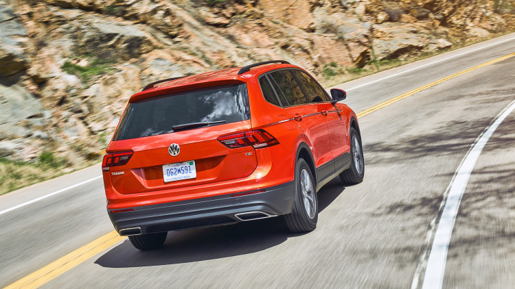 Perfect 2018 Volkswagen Tiguan First Drive Photo Gallery  Autoblog