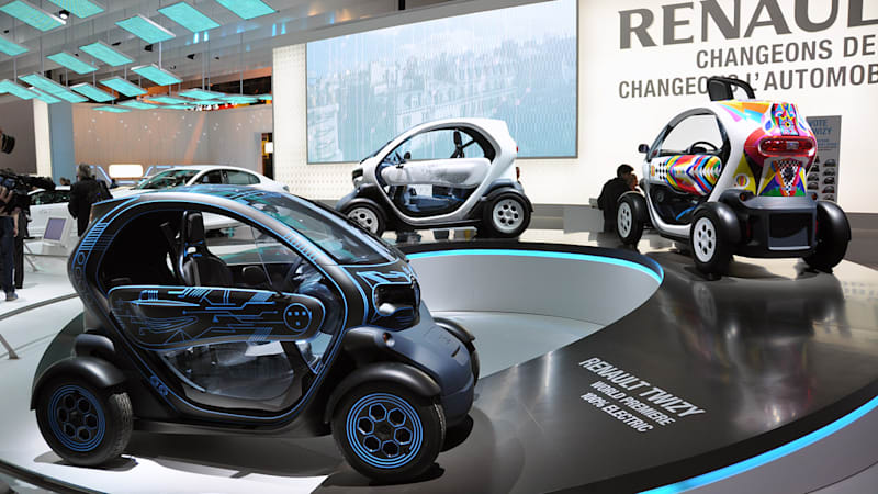 Twizy could be first Renault in North America in ages