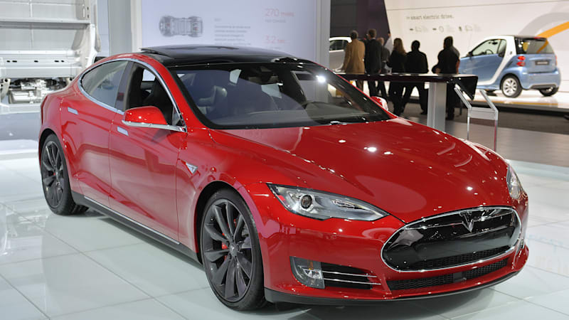 Tesla Model S sales hit 25,202 units in the US last year