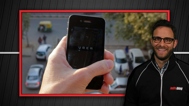 Autoblog Minute: Uber competes with automakers for commuter attention, dollars