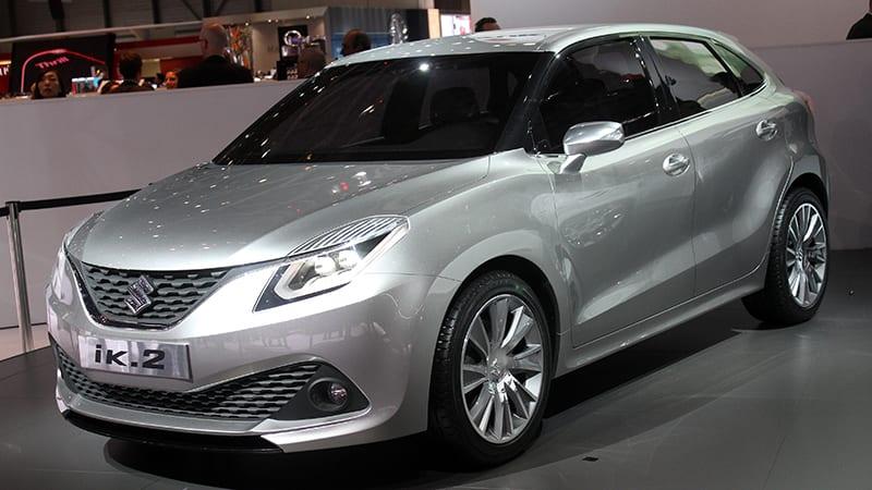 Suzuki iK-2 and iM-4 concepts suggest future style