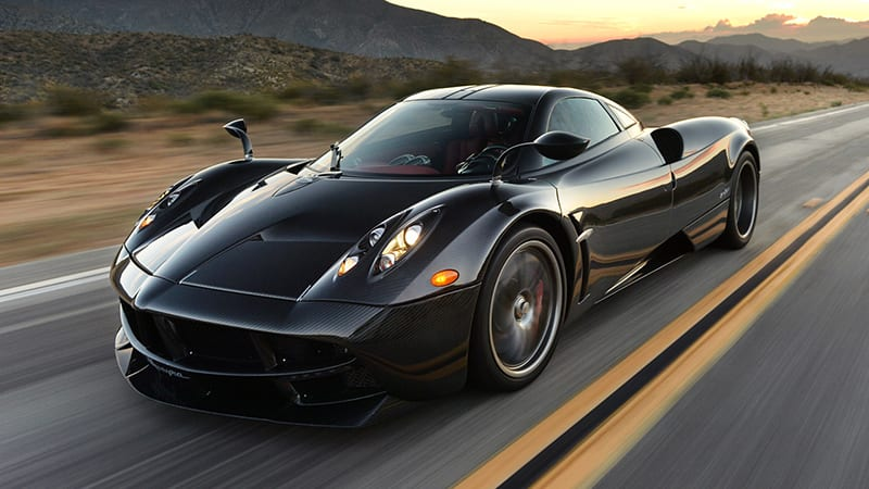 Pagani Huayra Roadster Coming In 2016