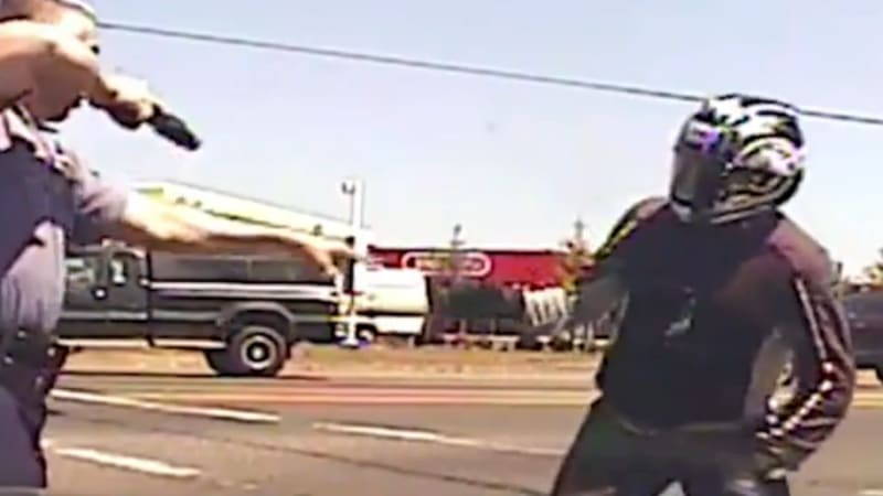 Motorcyclist awarded $180,000 after encounter with police