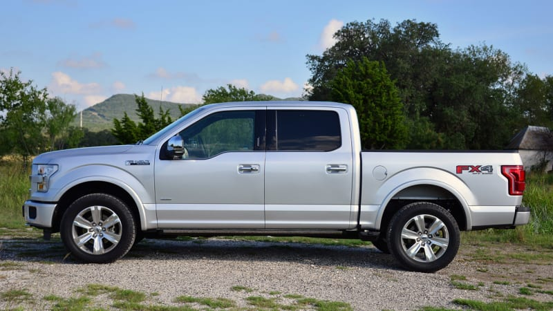 ford ceo confirms hybrid f 150 by 2020 autoblog. Black Bedroom Furniture Sets. Home Design Ideas