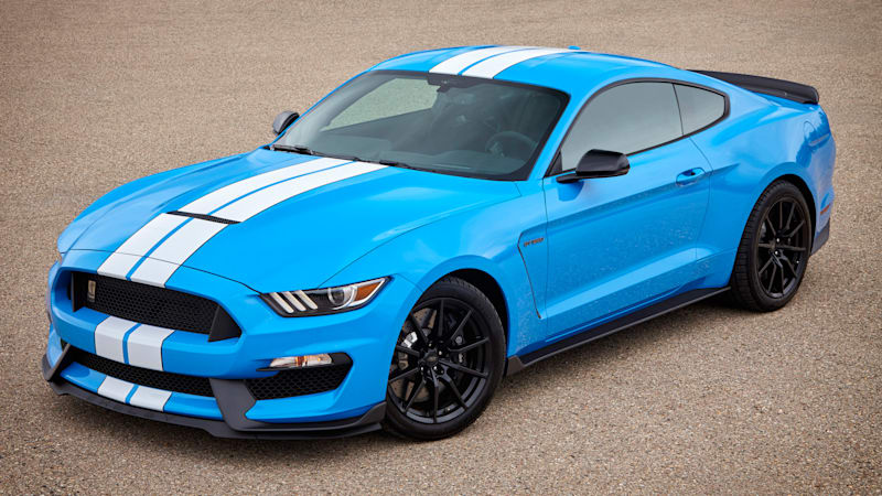 Luxury Ford Has Confirmed That The 2017 Ford Shelby GT350 Mustang Will Let