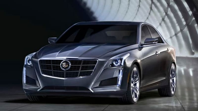 GM recalls 2014 Cadillac CTS recall
