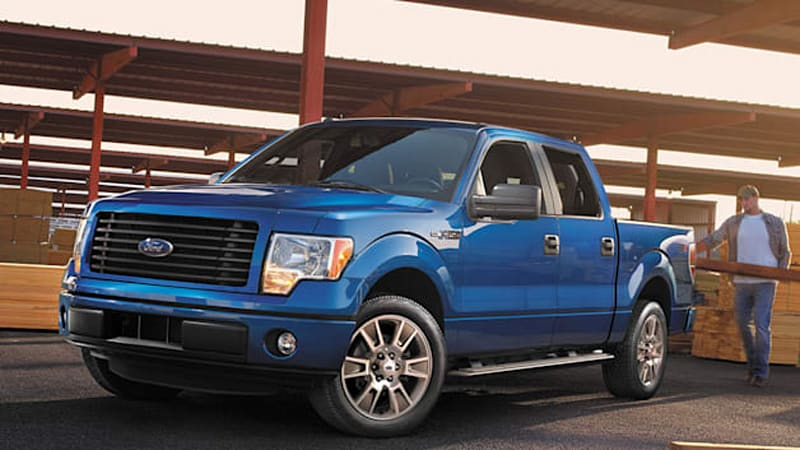 Ford recalling nearly 5,700 2014 F-150s for power steering issue