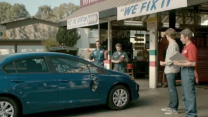 Fiat looks to retire 'Fix It Again, Tony' by knocking Honda