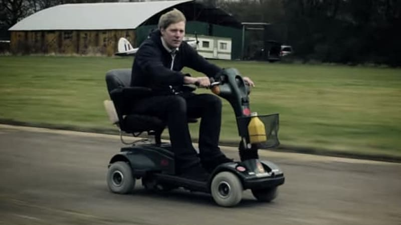 Checking In With Colin Furze Creator Of The World 39 S