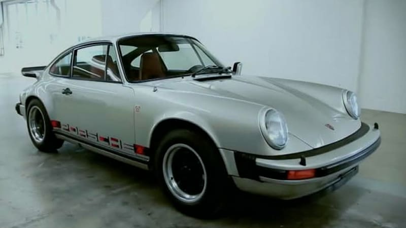 Porsche looks back on very first 911 Turbo