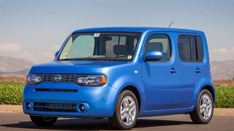 Nissan commits to adding 'iconic' design after Cube killed off