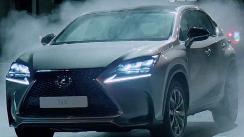 Will.I.Am stars in new Lexus NX commercial, designs a version for Paris