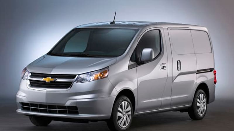 Chevy City Express headed for dealers