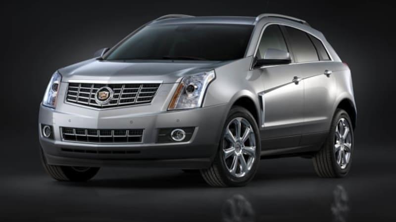 Cadillac recalls 17,500 SRX CUVs in Canada
