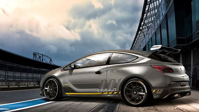 astra opc extreme to be fastest opel ever autoblog. Black Bedroom Furniture Sets. Home Design Ideas