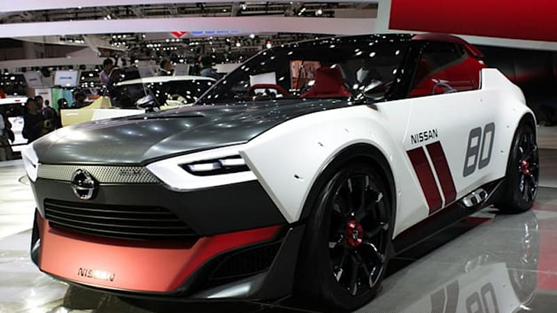 Nissan IDX production model to get sharper, less retro styling