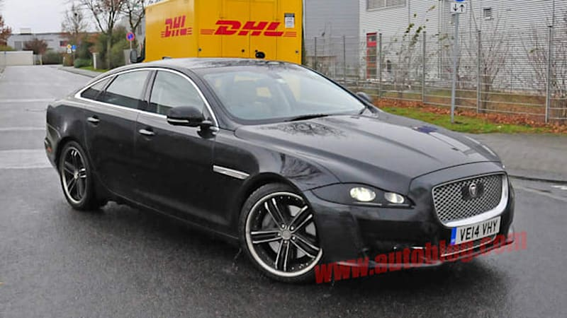 Jaguar XJ facelift suggests that if it ain't broke...
