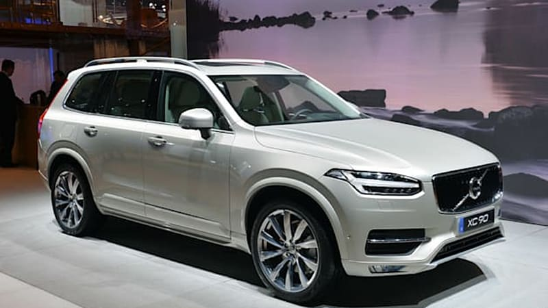 Volvo wants to sell cars online, skip most auto shows