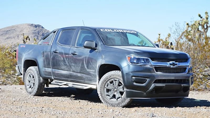 Chevy Gears Up Colorado And Gives Lesser Camaros 1le And Z 28 Support Autoblog