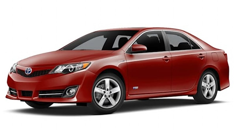 Toyota Camry Hybrid SE adds a dash of limited-edition sport
