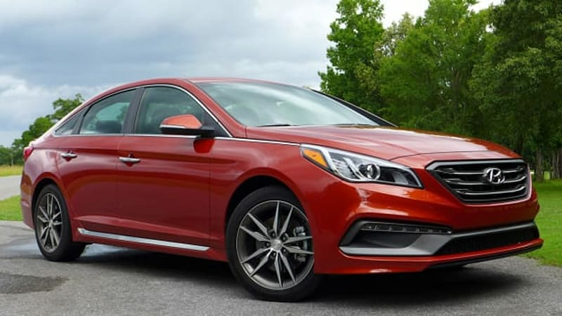 2015 Hyundai Sonata already recalled for bad wiring harnesses