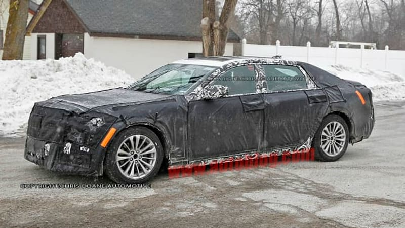 Cadillac CT6 styling will be evolutionary, not like Elmiraj