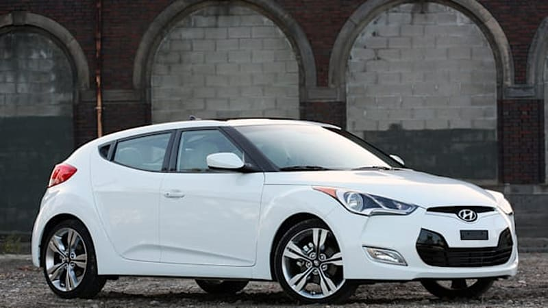 Hyundai Veloster nixed in UK after just 3 years