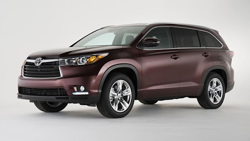Toyota recalling 20k 2014 and 2015 cars and CUVs with 3.5L engines