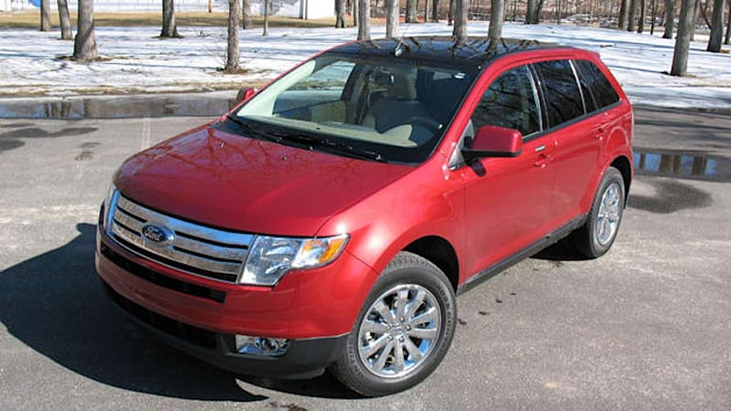 Ford recalling 205k Edge and Lincoln MKX units for possible corrosion