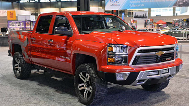 2015 Chevy Reaper >> Lingenfelter Chevy Reaper is ready to make Ford's Raptor go extinct [w/video] - Autoblog
