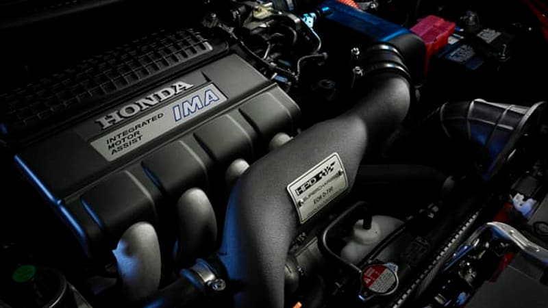 Honda CR-Z gets much-needed supercharger