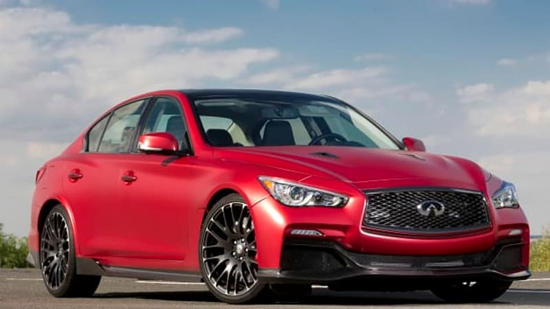 Infiniti moves to trademark Eau Rouge