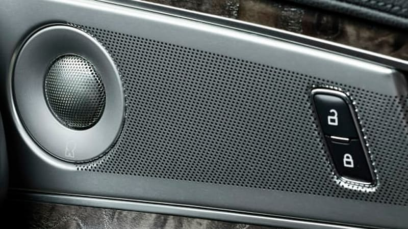 Lincoln to get high-end Harman Revel audio in 2015