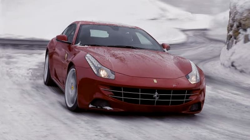 Autoblog's ultimate holiday rides