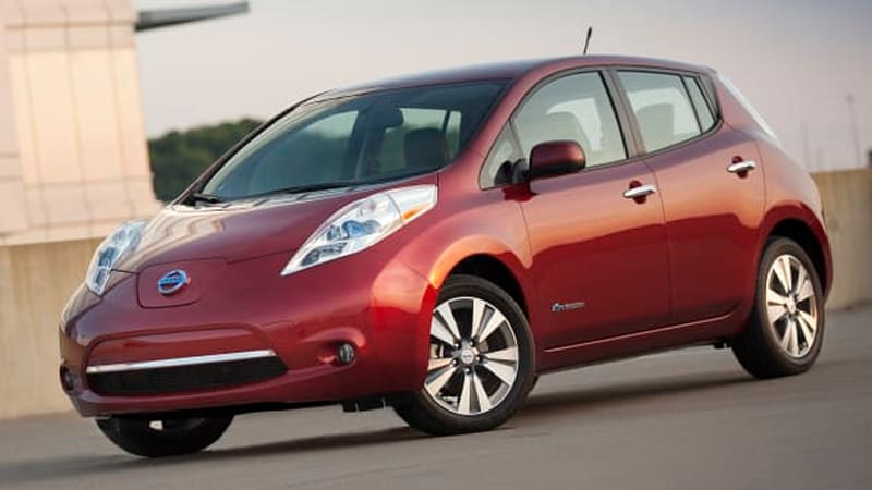 Nissan breaks annual EV sales record with two months to spare
