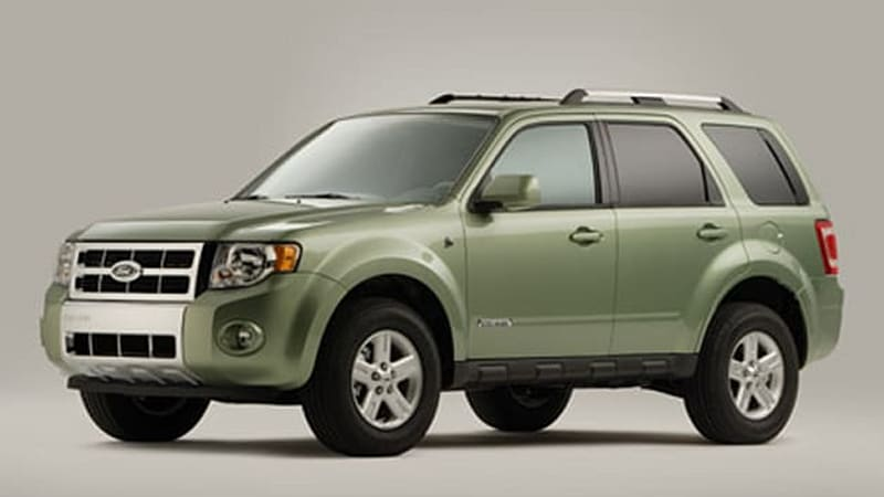 Ford Recalling 70k Escape and Mariner Hybrids for cooling issue