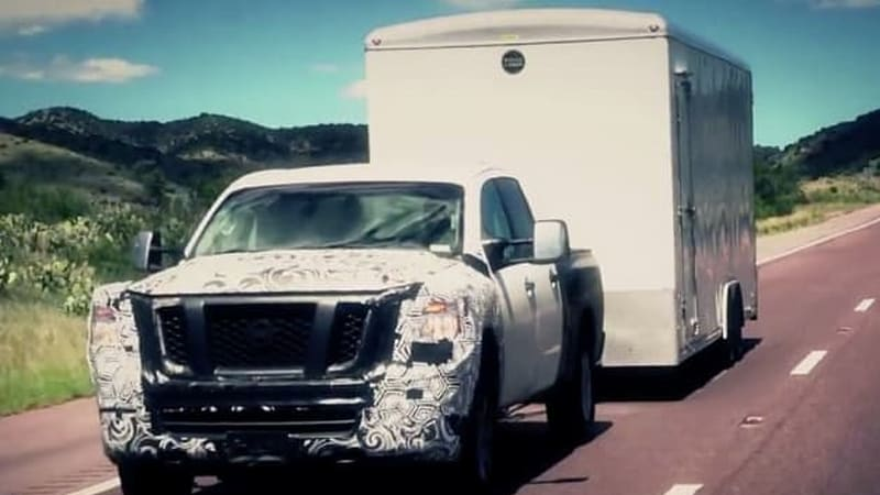 Nissan teases next-gen Titan in 'Truckumentary'
