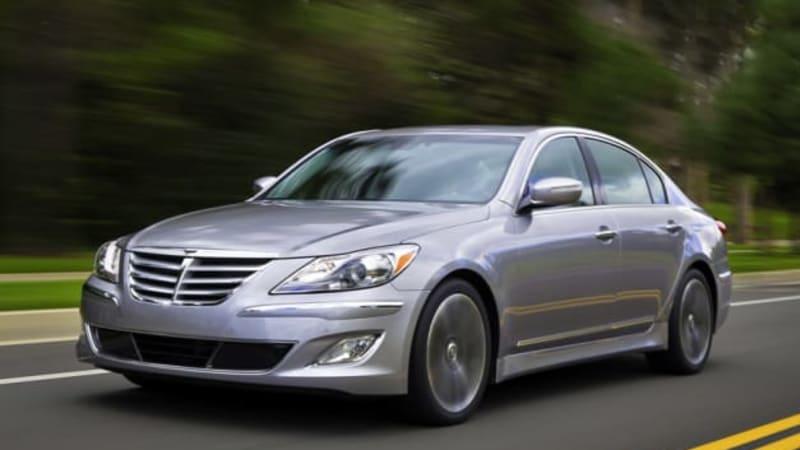 Hyundai fined $17.35 million for late Genesis recall