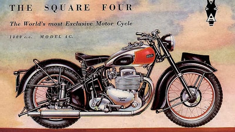 Ariel to revive motorcycle business with debut at Goodwood