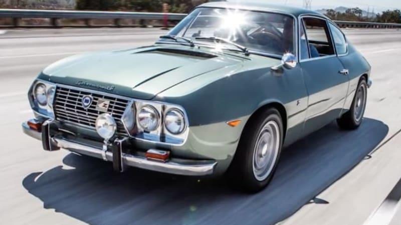 Leno shows some style with a '67 Lancia Fulvia 1.3 Zagato - Autoblog