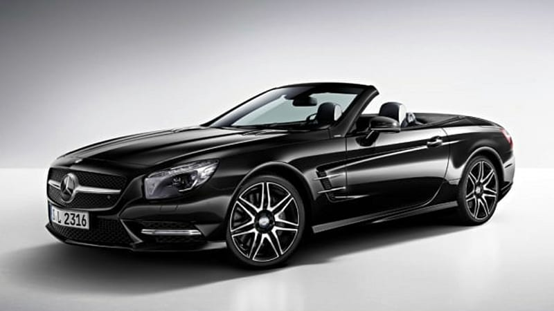 new entry level mercedes sl400 drops price of range by