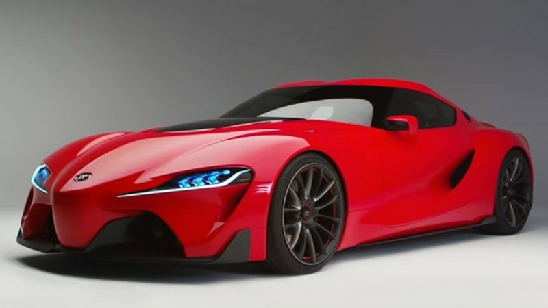Toyota Ft 1 News and Information - Autoblog