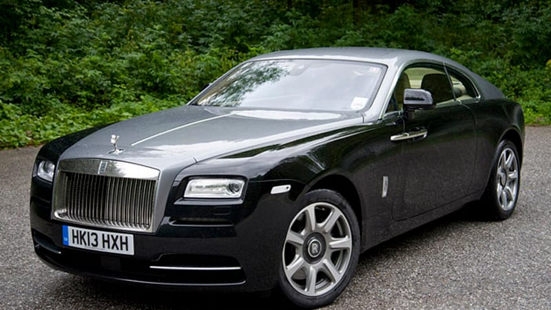 Rolls Royce Wraith Insurance >> Rolls-Royce confirms Wraith convertible for 2015 - Autoblog