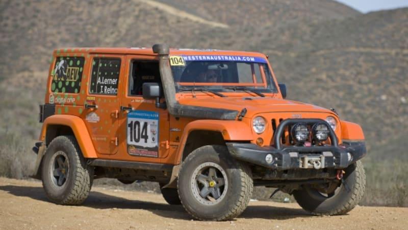 AEV Jeep Wrangler Unlimited Rubicon