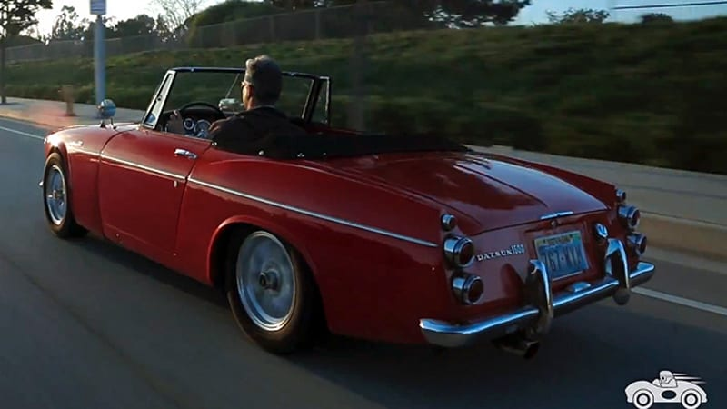 Sad Update: Zetec-Powered 1967 Datsun Roadster | Bring a Trailer